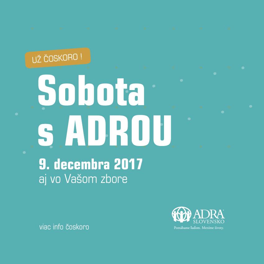 Sobota s Adrou