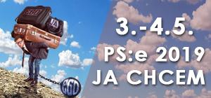 PS:e 2019 – JA CHCEM